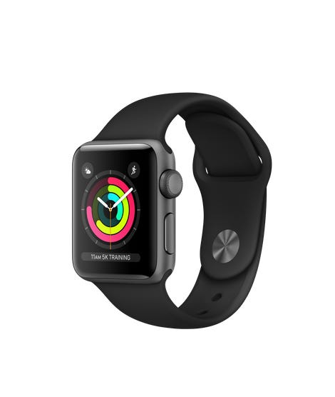 Apple S4 Watch 40mm Space Grey