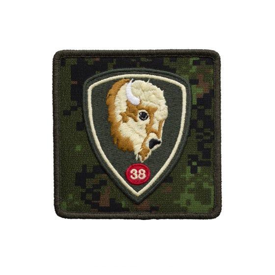 38 CDN Brigade Group Badge