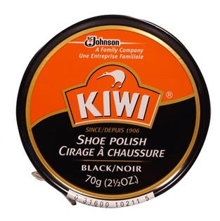 Kiwi Polish Giant - Black 70g