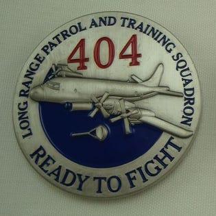Pièce du 404eEscadron
