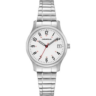 Caravelle Women's Traditional Watch Stainless Steel 43M119 (EA1)