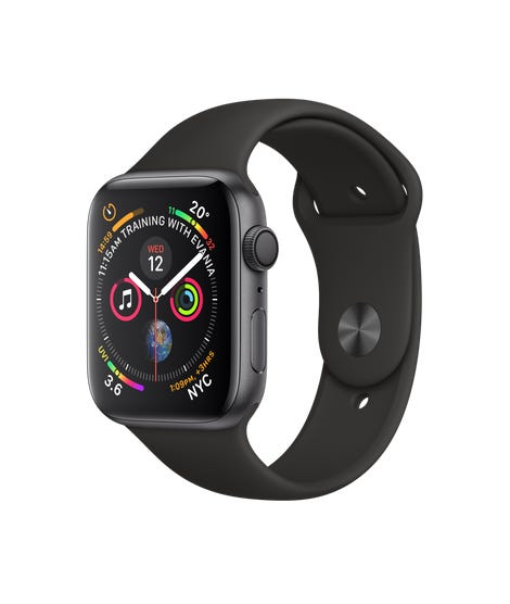 Apple S4 Watch 44mm Space Grey
