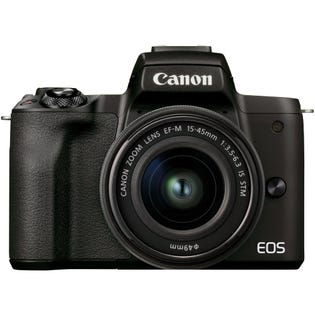 Canon EOS M50 Mark II Kit with 15-45mm IS STM