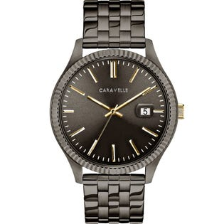 Caravelle Men's Dress Watch Stainless Steel 45B149 (EA1)