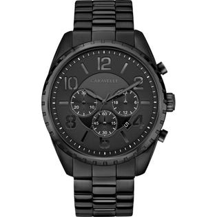 Caravelle Men's Sport Watch Stainless Steel 45B150 (EA1)