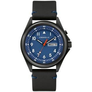 Caravelle Classic Watch Black (EA1)