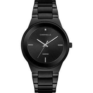 Caravelle Men's Modern Watch Stainless Steel 45D108 (EA1)