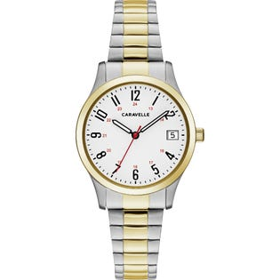 Caravelle Women's Traditional Watch Stainless Steel 45M111 (EA1)