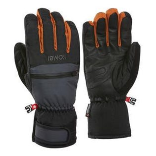 Kombi Fastrider glove mens Black