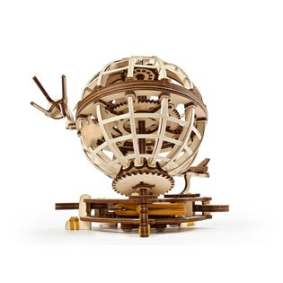 Ugears Model Globe 3D Puzzle en bois UGR70128 (EA1)