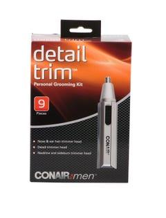 CONAIR MEN Kit de soins personnels - 9 pièces