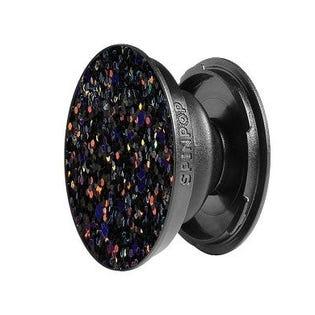 Spinpops Black Glitter Gel Top
