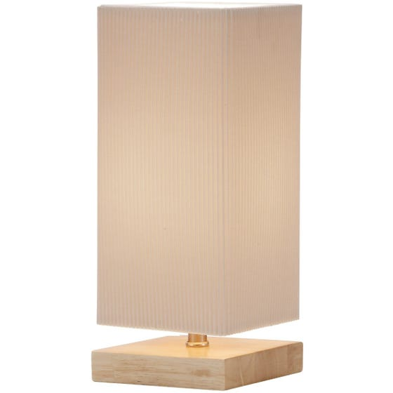 Adesso Angelina Table Lantern 10in Natural