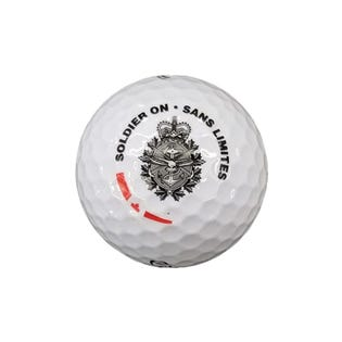 Soldier On Callaway Warbird Golf Ball