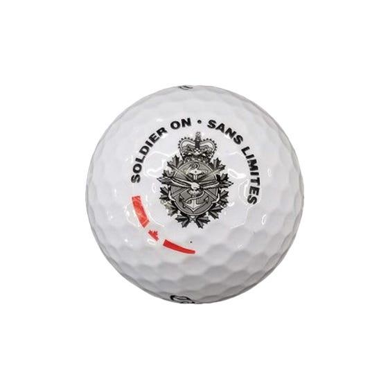 Soldier On Callaway Warbird Golf Ball