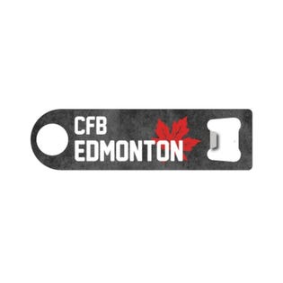 CFB Edmonton Bottle Opener