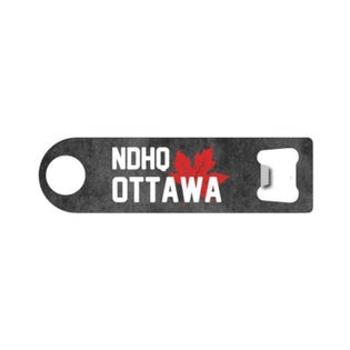 NDHQ Ottawa Bottle Opener