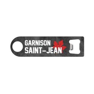 Garnison Saint-Jean Bottle Opener