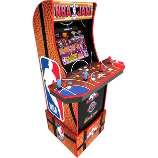 Arcade 1UP NBA Jam With Riser Cabinet