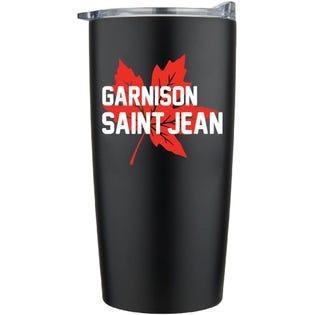 At Ease Tumbler Garnison Saint-Jean