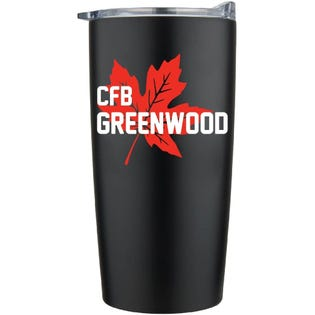 At Ease Tumbler CFB Greenwood