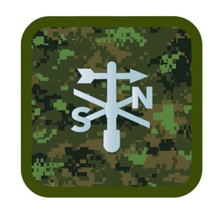 Canadian Intelligence Corps Met Tech L1 CADPAT
