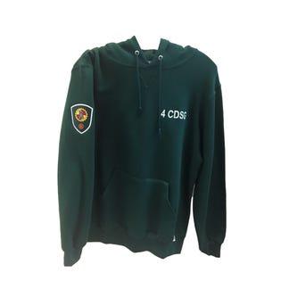 4CDSG Hooded Sweatshirt