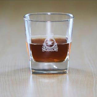 Verre à whisky de SMA(Mat)