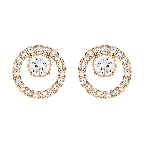 Swarovski Creativity Rose Gold Earrings