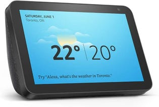 Amazon Echo Show 8  Charcoal KDL-53-022662