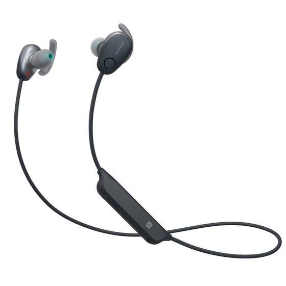 Sony Sport Wireless Noise Cancelling Earbuds Black