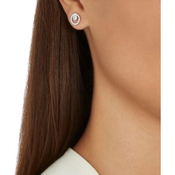 SWAROVSKI Creativity Rhodium Earrings