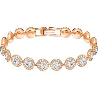 Swarovski Angelic Rose-Gold Tone Plated Bracelet