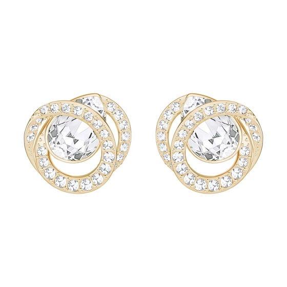 SWAROVSKI Generation Rose Earrings