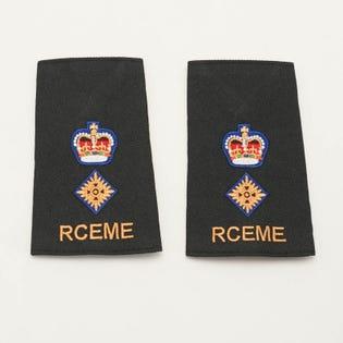 RCEME Slip On Lieutenant Colonel