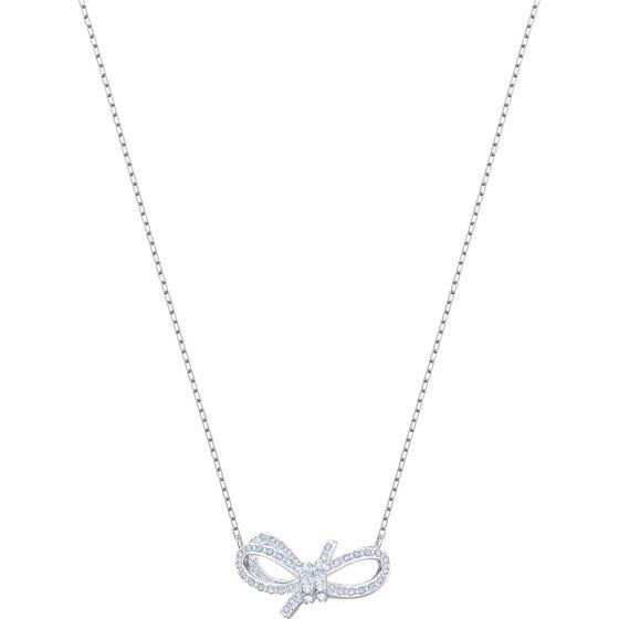 Swarovski Lifelong Bow Necklace