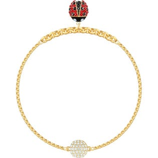 SWAROVSKI  Ladybug Bracelet