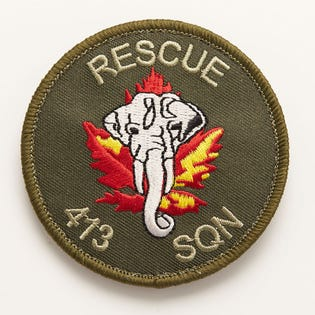 413 SQN Rescue Patch