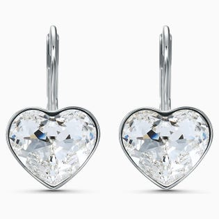Swarovski Bella Heart Crystals