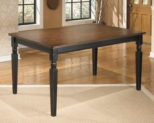 Ashley Owingsville Dining Room Table (D580-25)