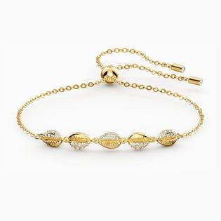 Swarovski Shell Bracelet