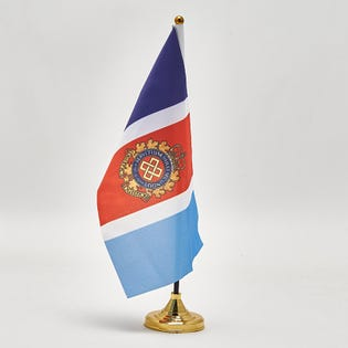 RCLS Desk Flag