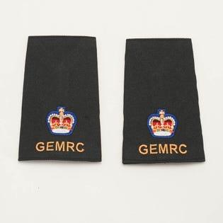 GEMRC Slip On Major