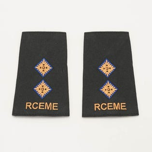 RCEME Lieutenant Slip On