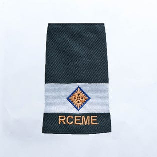 RCEME Officer Cadet Slip On
