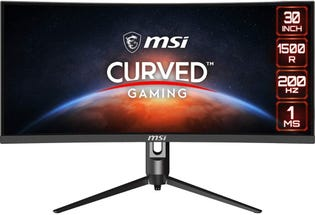 MSI Optix 30in Curved Gaming Monitor
