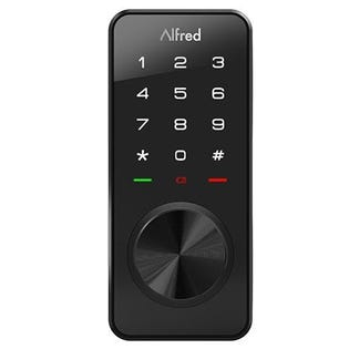 Alfred Smart Deadbolt with Key DB1-A-BL