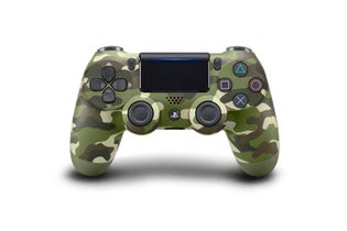 Sony Playstation Dualshock 4 controleur (camo)