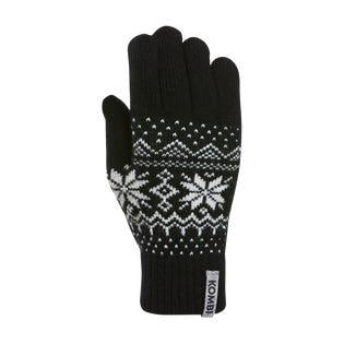 Gants Scandinave en tricot - Femmes 56782-100