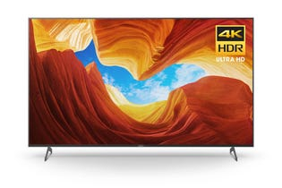 "Sony 65"" 4K UHD Smart TV XBR65X900H/A"